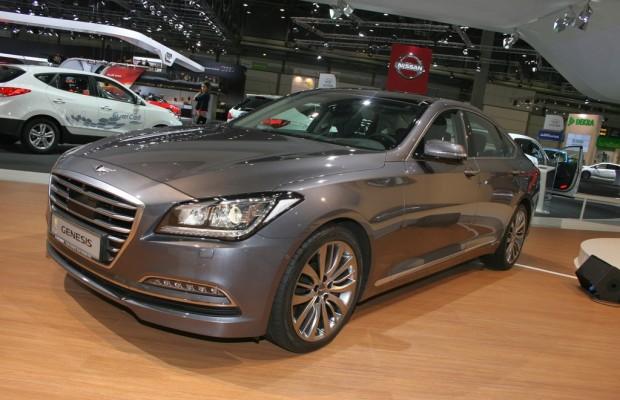 AMI 2014: Hyundais Schritt in die Oberklasse