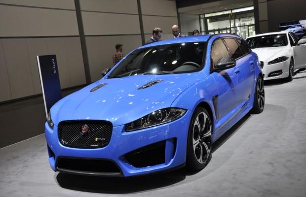 AMI 2014: Jaguar XFR-S - Die Katze lässt das Sausen nicht