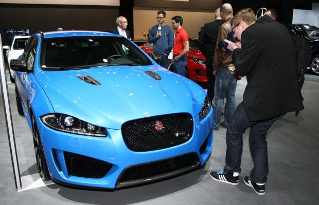 AMI 2014: Jaguars Kombi für den 300er-Club