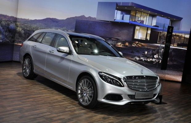AMI 2014: Mercedes C-Klasse T-Modell - Nie wieder bieder