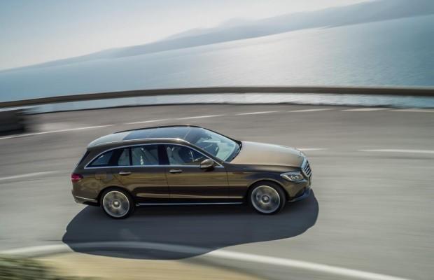 AMI 2014: Mercedes C-Klasse T-Modell geizt mit Masse