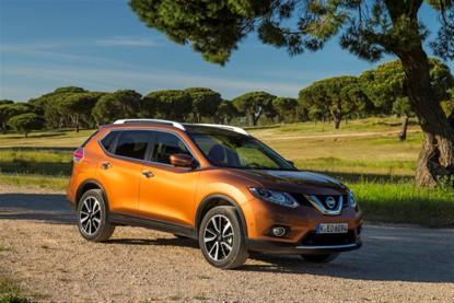 AMI 2014: Nissan komplettiert Crossover-Programm mit dem X-Trail