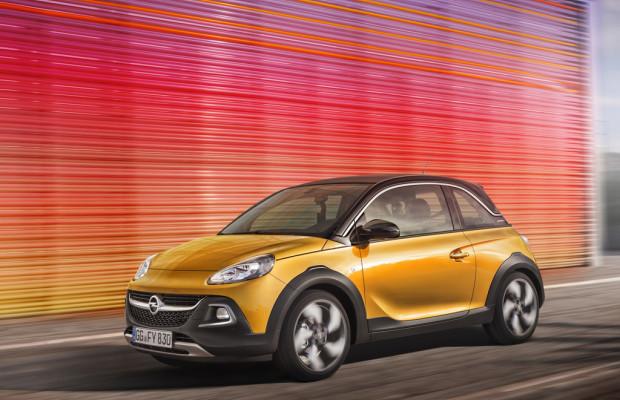 AMI 2014: Opel zeigt zwei Deutschlandpremieren