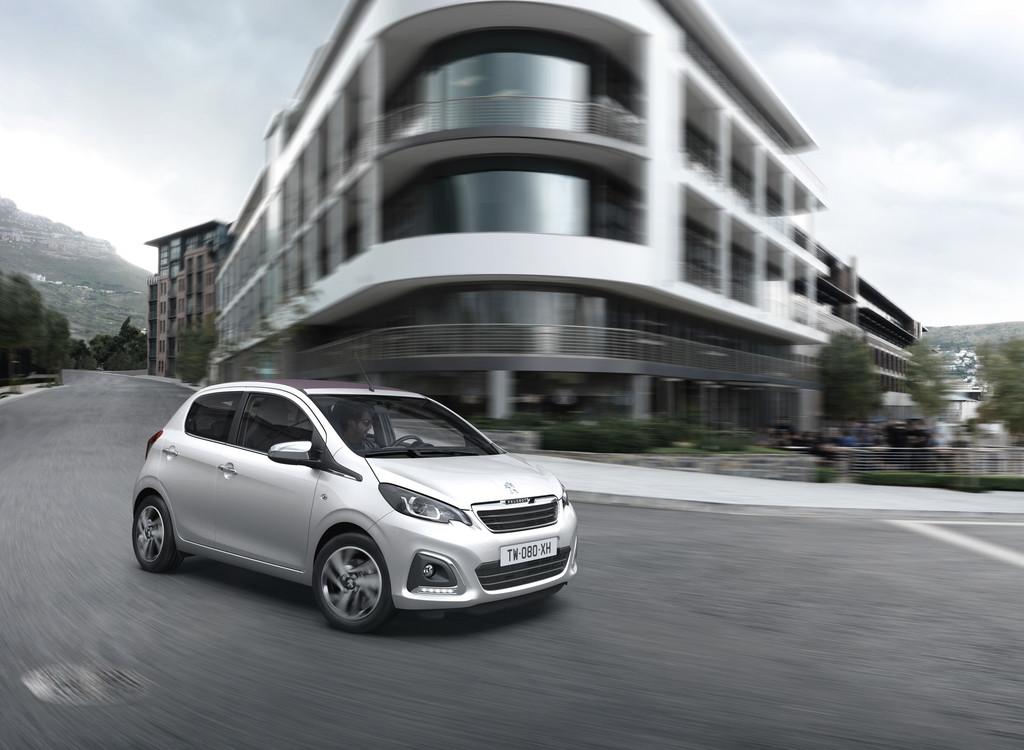 AMI 2014: Peugeot präsentiert jüngste Modellpalette der Firmengeschichte