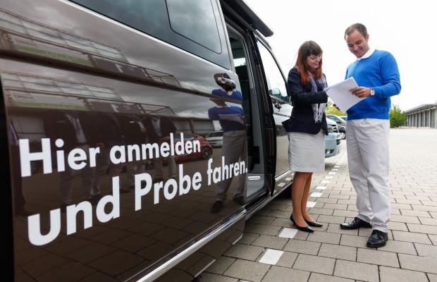 AMI 2014: Probefahrten im realen Straßenverkehr