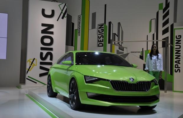 AMI 2014: Skoda Vision C Concept - So schick und doch so praktisch