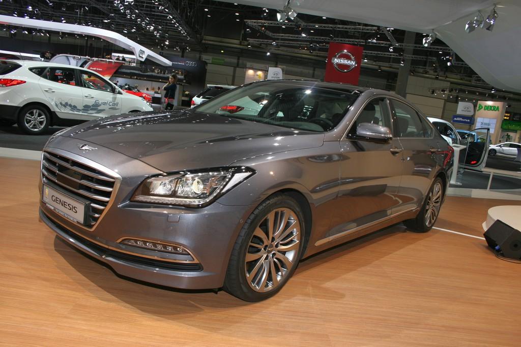 AMI 204: Hyundais Schritt in die Oberklasse