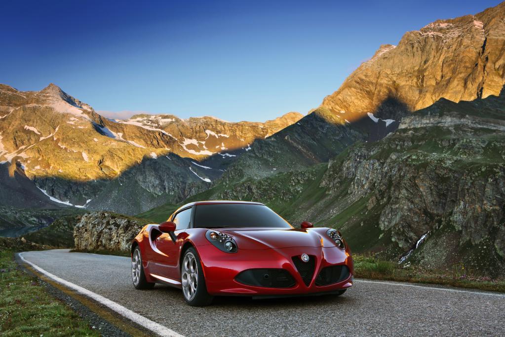 Alfa Romeo : Rückkehr zu altem Glanz
