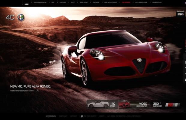 Alfa Romeo bietet ausgezeichneten Konfigurator