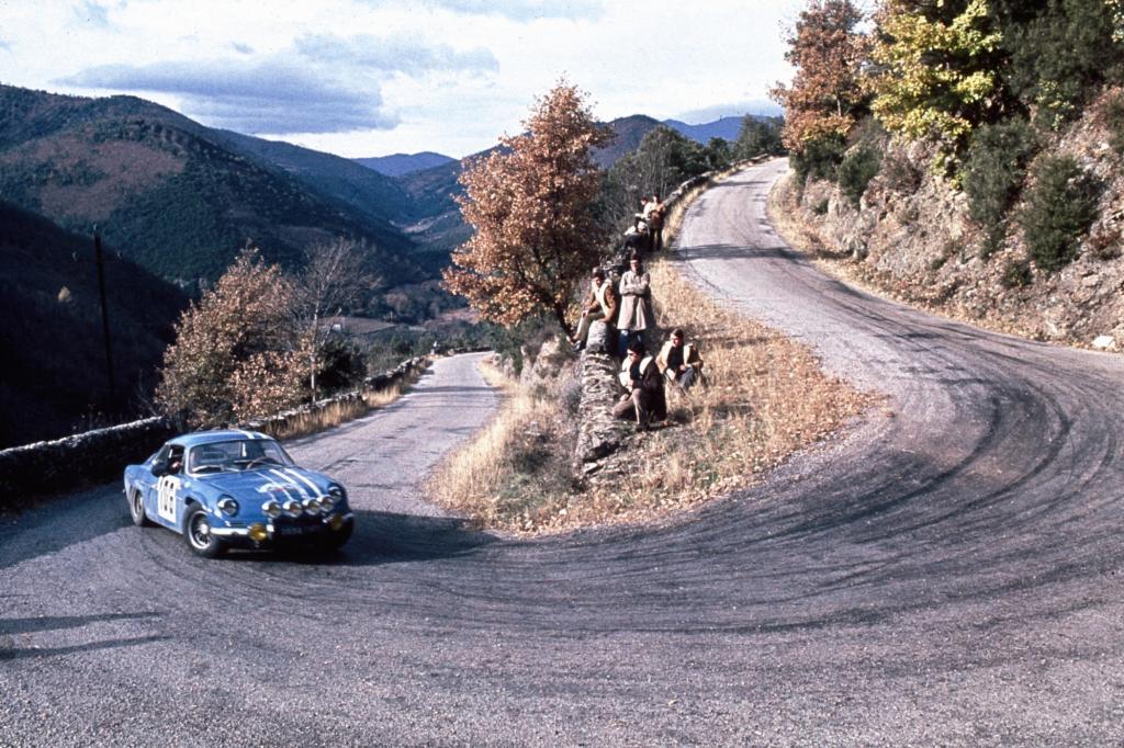 Alpine A110 Berlinette