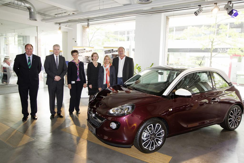 Arbeitskreis der Schwerbehindertenvertretungen tagte bei Opel