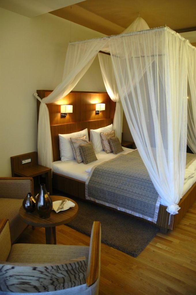 Auch die 150 Zimmer und Suiten strahlen Natürlichkeit aus.
