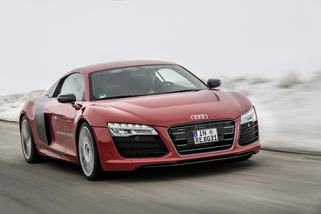 Audi-Chef Stadler: Neue SUV und E-Modelle