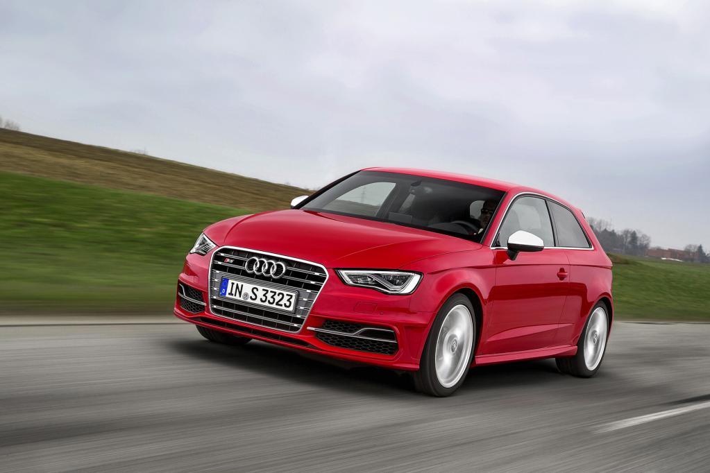 Audi S3 mit S tronic: Fast wie ein Wurfgeschoss