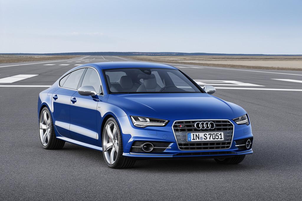 Audi überarbeitet A7 Sportback