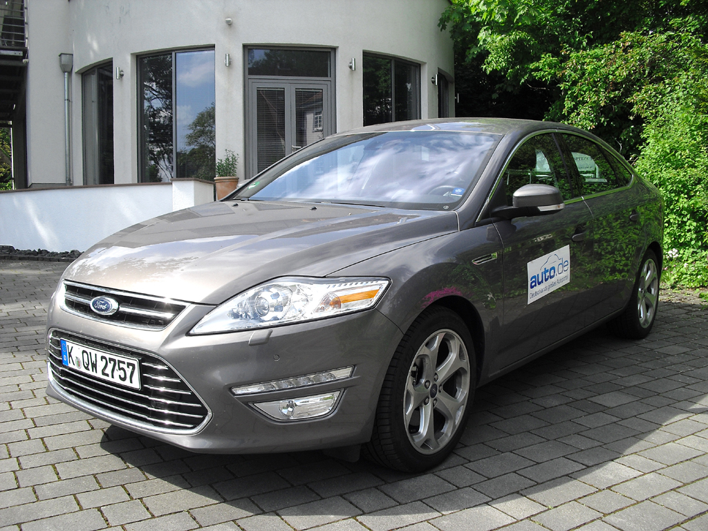Auto im Alltag: Ford Mondeo 2.0 TDCi