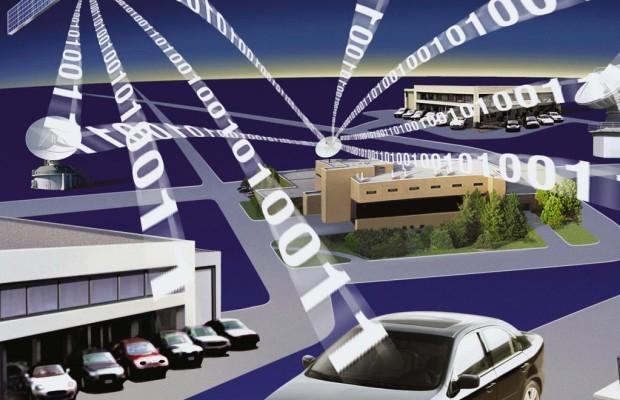 Autofahrer misstrauen der Daten-Weitergabe