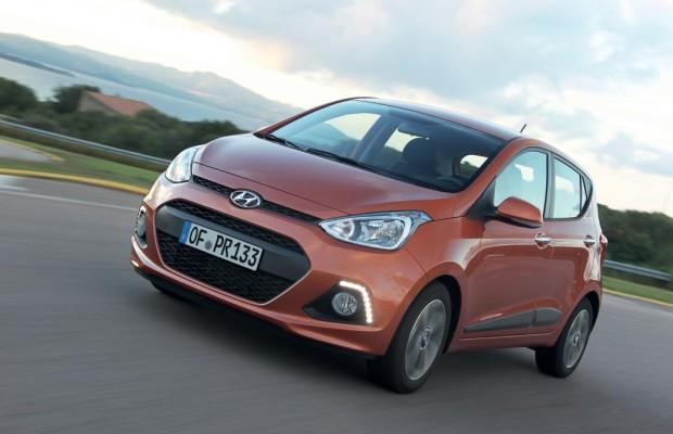 Autogastank für Hyundai i10 werksseitig