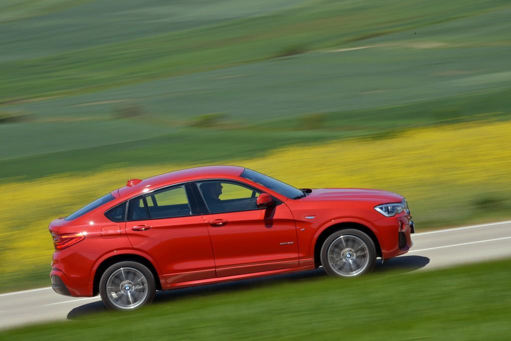 BMW 4 Gran Coupe und BMW X4 - Quartett komplett
