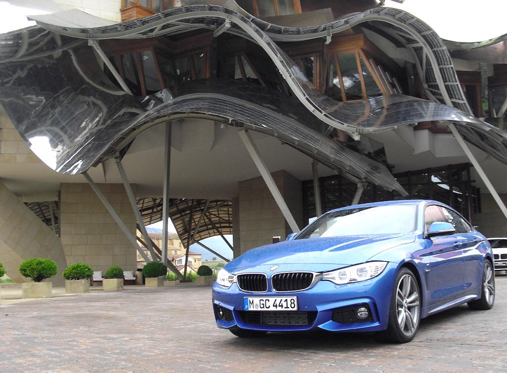 BMW 4er Gran Coupé: Mit zwei Türen mehr ist er noch alltagstauglicher.