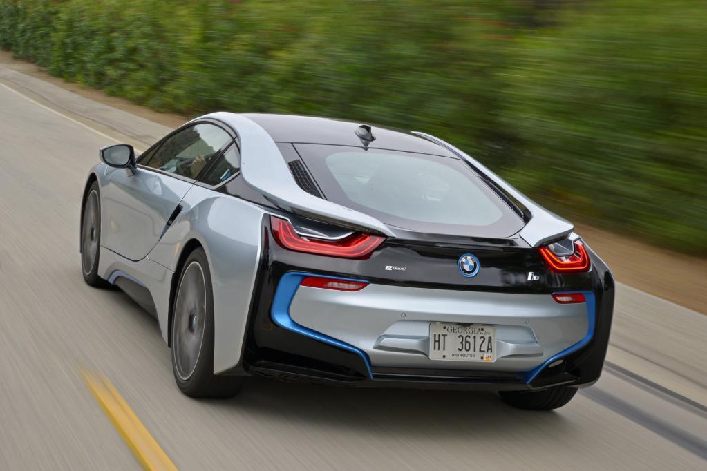 BMW: Die Freude am Fahren wird nachhaltig