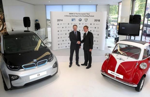 BMW: Ein Herz für Golf