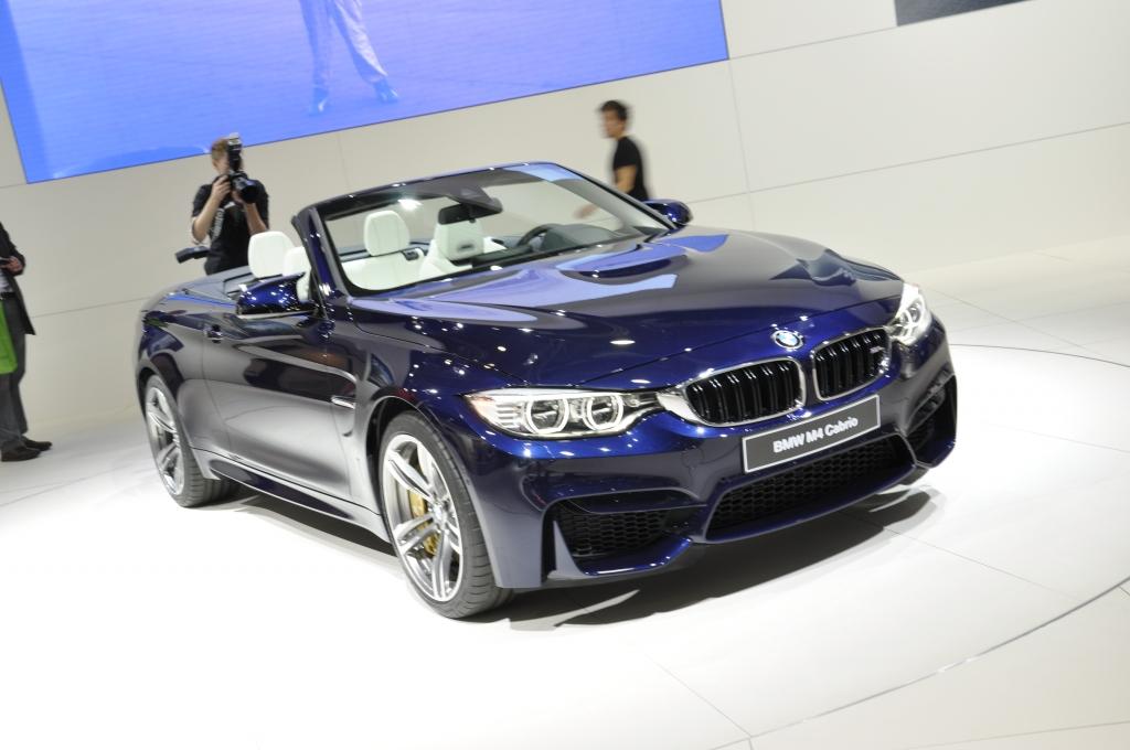 BMW M4 Cabrio - Mit Hochdruck offen fahren