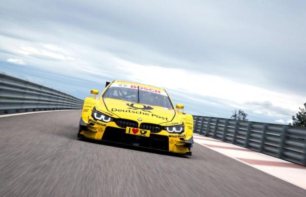 BMW: Wärmebildkamera im Rennauto