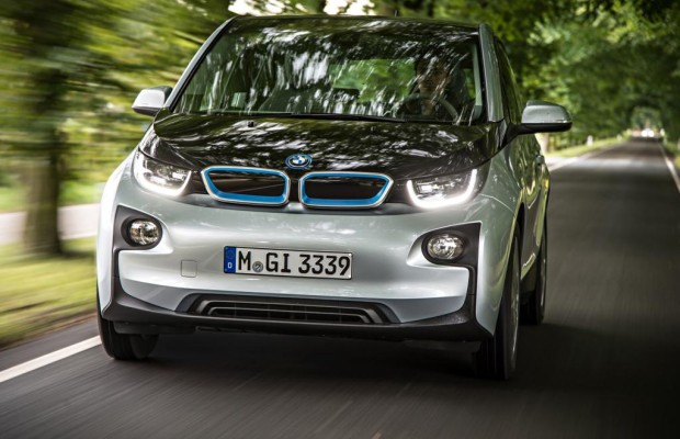 BMW fährt die i3-Produktion hoch