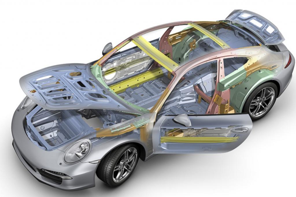 Bei Limousinen der Oberklasse oder bei Sportwagen steht bei den Entwicklern traditionell Leichtmetall auf dem Diätplan.