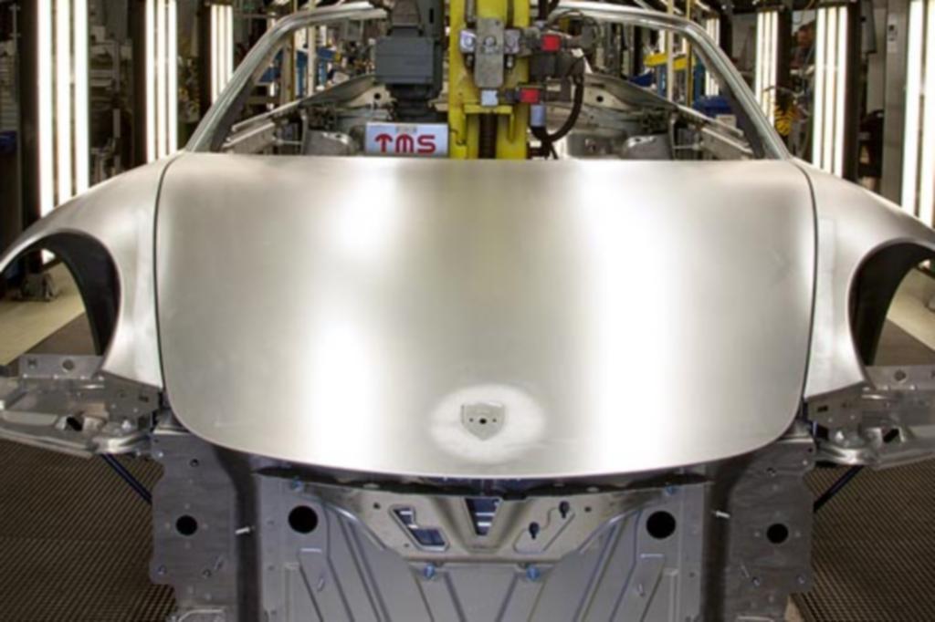 Bei einer Karosserie muss Stahl höchst unterschiedliche Anforderungen erfüllen.