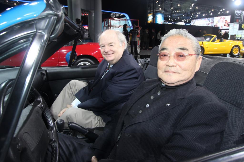 Bob Hall  und Kenichi Yamamoto