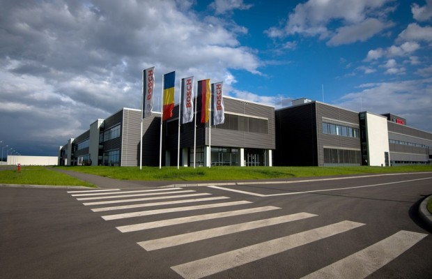 Bosch eröffnet zweites Werk in Rumänien