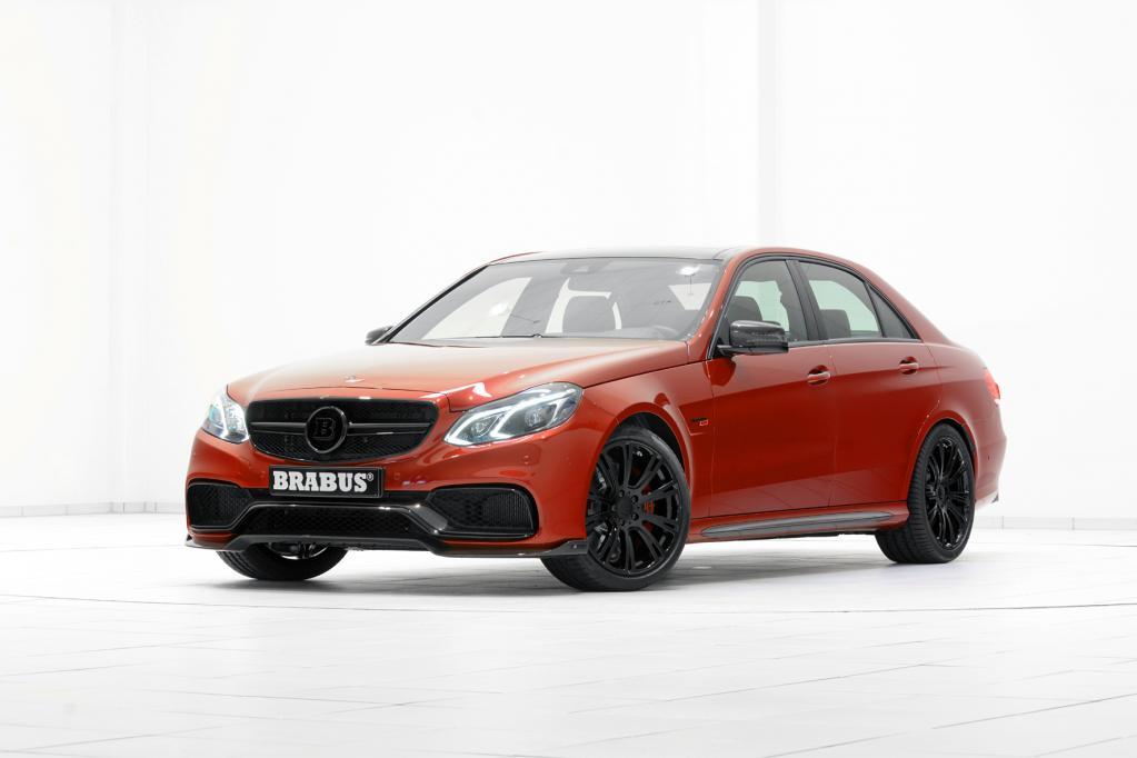 Brabus motzt Mercedes E63 auf 850 PS