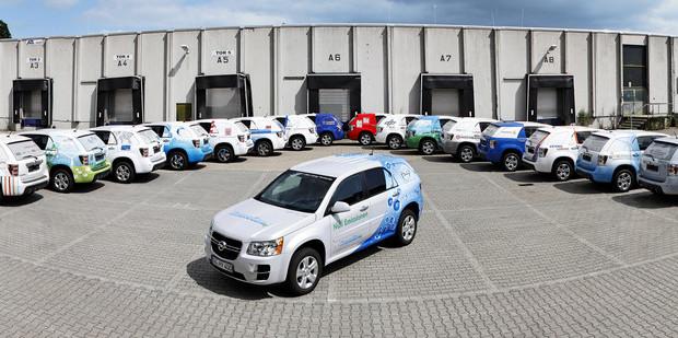 Brennstoffzellenautos legen fast fünf Millionen Kilometer zurück
