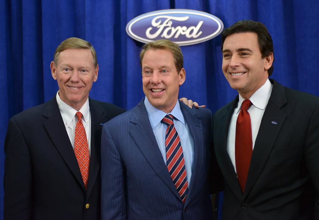 Brief aus New York: Ein neuer Chef für Ford, Toyota zieht um und ein fantastischer BMW