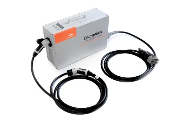 ChargeBox - die mobile Schnellladestation