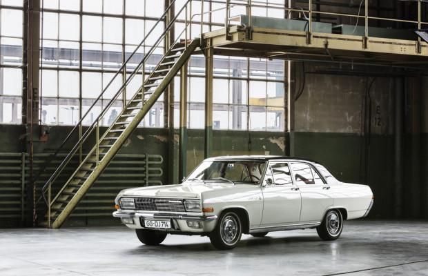 Classic Hessen-Thüringen: Ein Opel von Altkanzler Schmidt