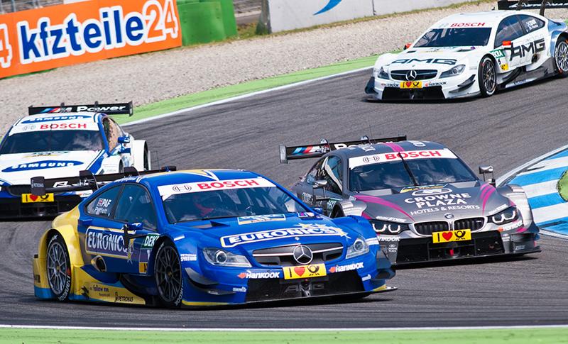 DTM-Rennen Hockenheimring: Sieg für BMW beim Saisonauftakt