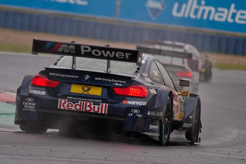 DTM in Oschersleben: Sieg für Mercedes bei schwierigem Regenrennen