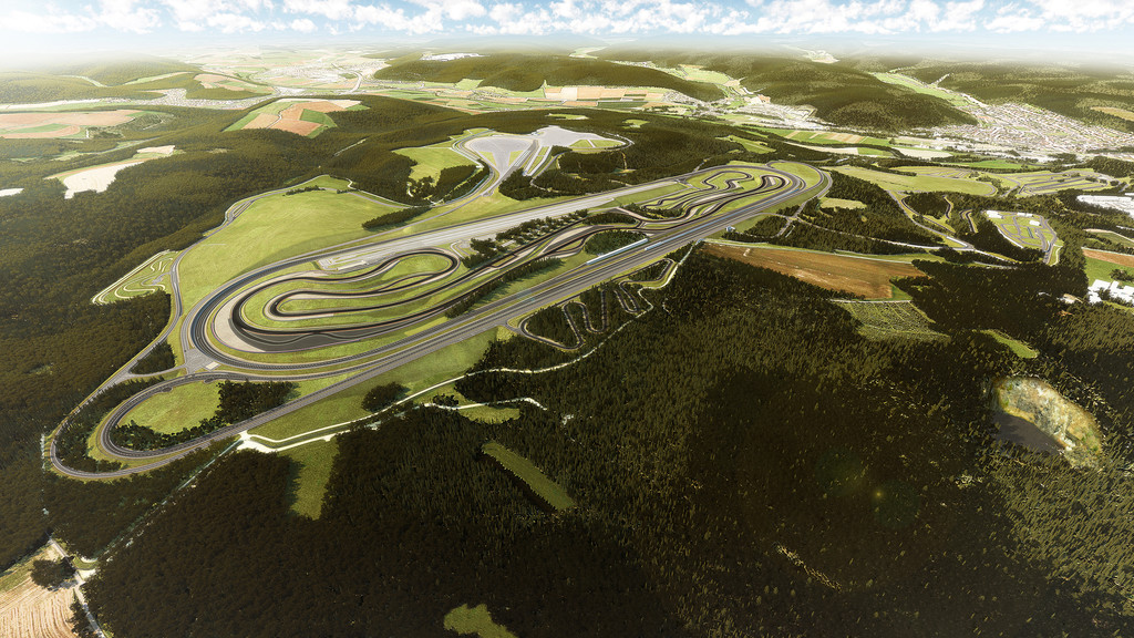 Daimlers Prüf- und Technologiezentrum rückt näher