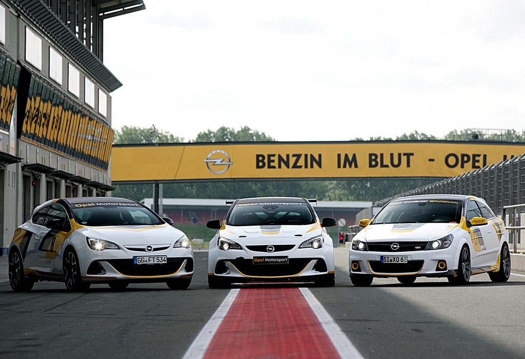 Das weltgrößte Opel-Treffen: Oschersleben im Zeichen des Blitzes