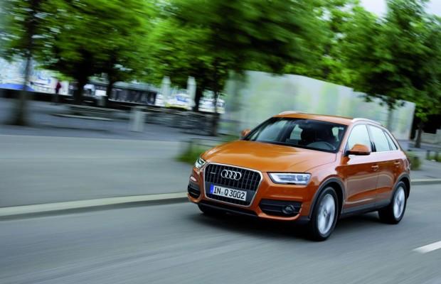 Der Audi Q3 ist seit 2011 auf dem deutschen Markt