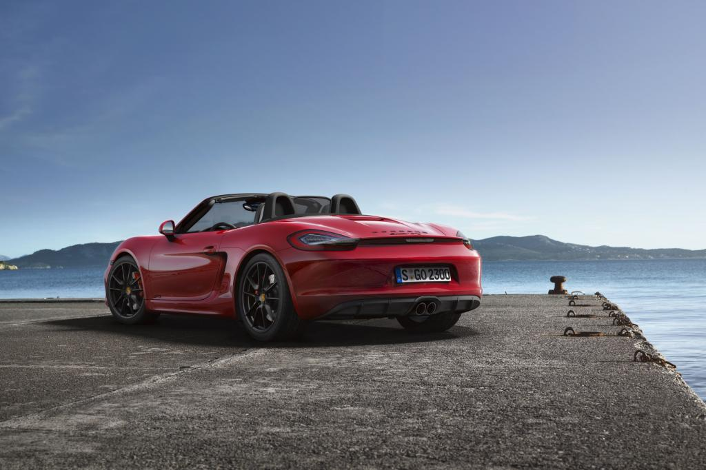 Der Boxster GTS