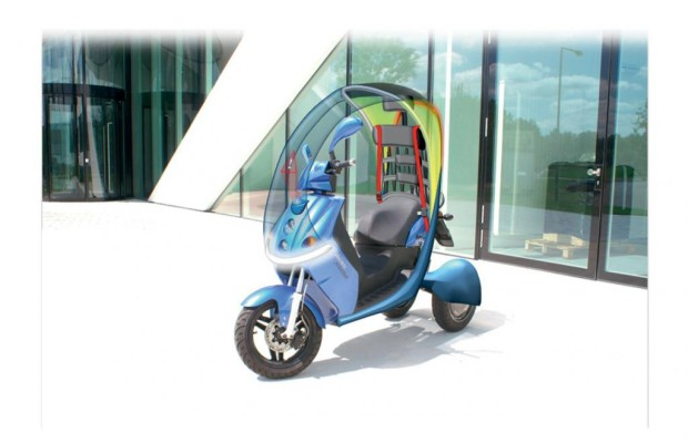 Der Electromobile City Scooter kommt
