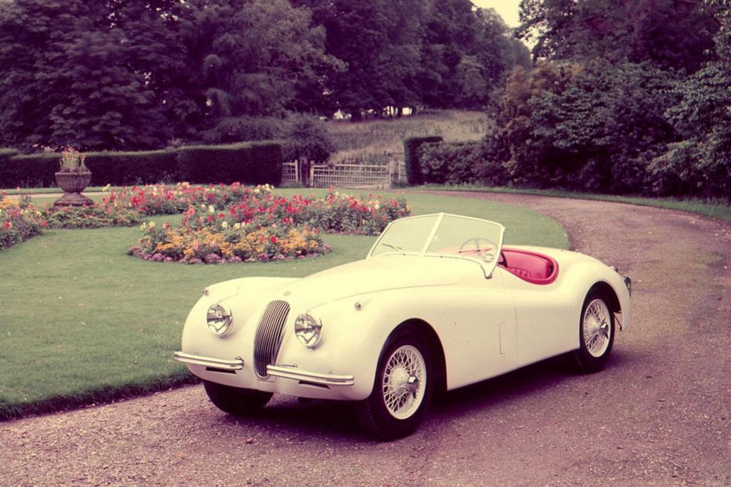 Der Jaguar XK zählte zu den begehrenswertesten Modellen seiner Zeit