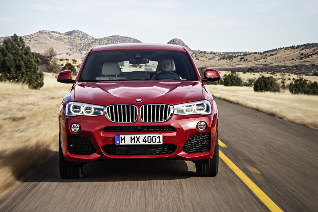 Die Mischung aus SUV und Coupé soll  Kunden anlocken, die dem Einheitslook der zahlreichen Geländekombis nichts abgewinnen können.