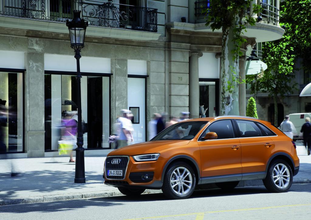 Dieser Audi ist ohne Zweifel ein Asphaltier, daran lässt auch die sehr sportliche Grundabstimmung keinen Zweifel
