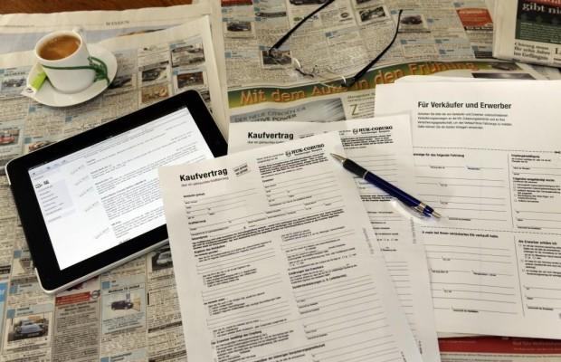 Digitale Anfragen bei Autohändlern -  Keine Antwort unter dieser E-Mail-Adresse