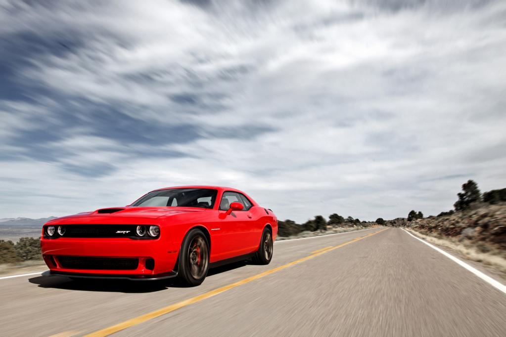 Dodge Challenger SRT: Pony Car als wilder Mustang